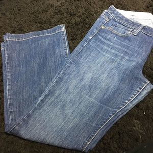GAP 1969 the perfect boot size 31/12r denim jeans